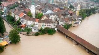 Bald besserer Schutz vor Hochwasser im Kanton Solothurn