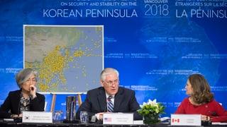 Treffen in Vancouver beginnt ohne China und Russland