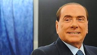 Berlusconi will an die Macht