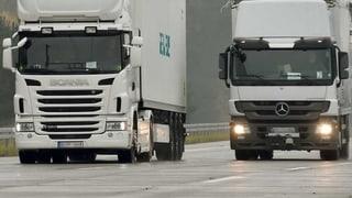 Wann kommen die selbstfahrenden Lastwagen?