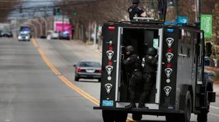 Jagd auf den zweiten Verdächtigen von Boston dauert an
