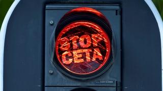 Freihandelsabkommen Ceta ist vorerst gescheitert