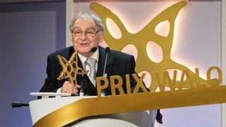 Ehren-Prix-Walo geht  an Sprecher von «Chaschperli»