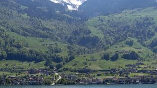 Hangrutschungen in der Zentralschweiz dauern an
