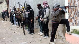Irak: Waffen allein lösen die Probleme nicht