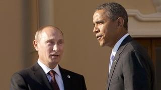 Syrienkonflikt: Alte Feinde, neue Freunde?