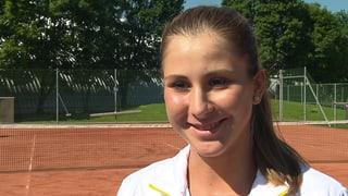 Belinda Bencic: Zu Besuch bei der Schweizer Tennis-Hoffnung