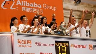 Alibaba-Aktie: Gewinnsprung zum Auftakt