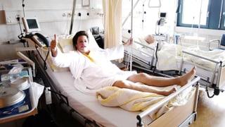 Video «Spitalbewertungen, Krebsnachsorge, «Hallo Puls», Turnfest-Sanität» abspielen