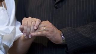 Ehepaare sollen individuell Steuern bezahlen