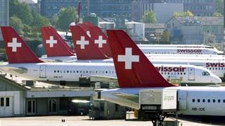 «Die Swissair kann ihre Flüge nicht mehr durchführen»