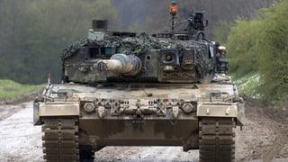 «Bisher waren Initiativen zum Kriegsmaterialexport chancenlos»