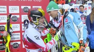 So lief die Entscheidung um den Slalom-Weltcup der Männer