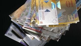 Geldsegen für Topmanager – Büezer bleiben auf der Strecke
