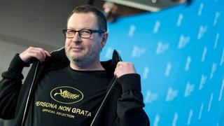 Filmfestival Cannes begnadigt Lars von Trier