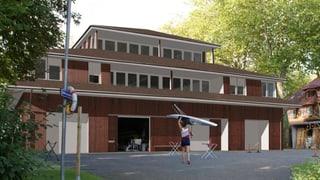 «Olympia-Club» baut sein 35-jähriges Zentrum aus