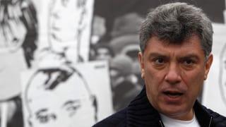 Kreml-Kritiker auf offener Strasse erschossen