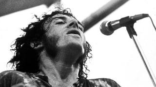 Joe Cocker schrie und der Himmel über Woodstock weinte