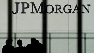 JPMorgan zahlt 5,1 Milliarden Dollar Busse