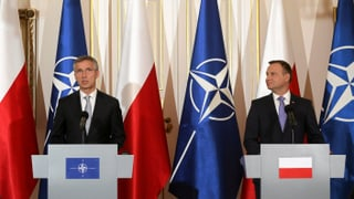 Nato-Gipfel im Mehrfrontenkampf