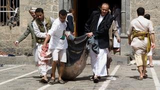 Doppelanschlag im Jemen fordert über 100 Tote