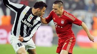 Bayern lässt im Rückspiel nichts mehr anbrennen