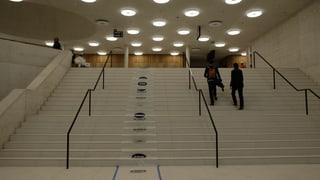 Das neue Foyer ist heller und grösser