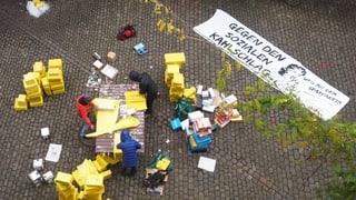 Hunderte demonstrieren gegen Sparpaket im Kanton Bern