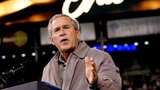 Irak-Krieg: Bush bereut gar nichts