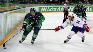 Eishockey: Transfers und Testspiele