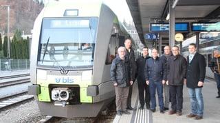 Neue Züge fahren ab dem Fahrplanwechsel durchs Entlebuch