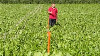Precision Farming: Säen und Düngen auf den Zentimeter genau