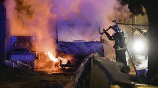 Zweite gewalttätige Nacht in Nantes