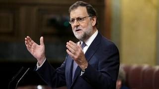 Kein Vertrauen – keine Regierung: Rajoy verliert Abstimmung