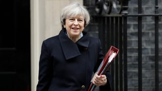 Brexit: Schleppa per Theresa May