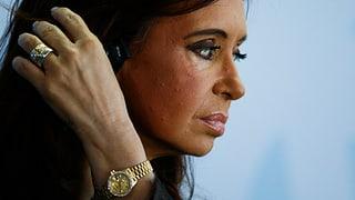 Kirchners Millionen im Visier