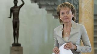 Bankgeheimnis: Widmer-Schlumpf sieht keinen Grund zur Lockerung