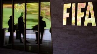 «Druck hilft beim Umbau der Fifa»