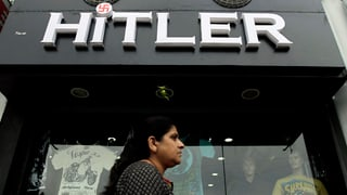 Warum Hitler in Indien so populär ist