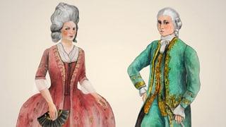 Kleide mich barock! Der virtuelle Styleguide