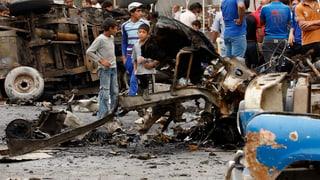 Eskalation der Gewalt im Irak