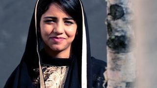 Video «Gegen die Zwangsheirat: die Afghanin Sonita rappt sich frei» abspielen