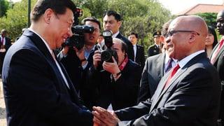 Chinas «Tauschgeschäft» mit Afrika