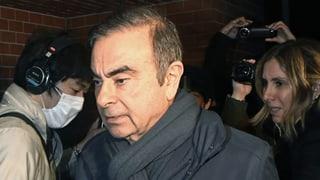 Ex-Nissan-Chef Ghosn wird gegen Kaution freigelassen