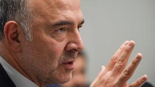 Bilantscha critica dal cumissari europeic Moscovici