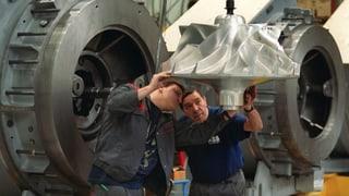 ABB schliesst die Turbolader-Produktion in Klingnau
