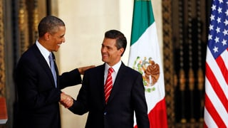 Mexiko und USA beschwören Partnerschaft