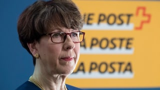 Susanne Ruoff tritt zurück