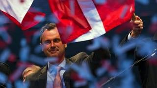 FPÖ-Kandidat Hofer darf Nazi genannt werden