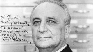 Hunderte Wissenschaftler vor den Nazis gerettet, aber nie geehrt